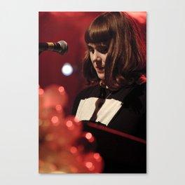 Kate Nash Canvas Print