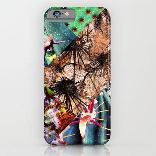 Cactus Collage iPhone & iPod Case