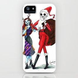 Halloween is too mainstream iPhone Case