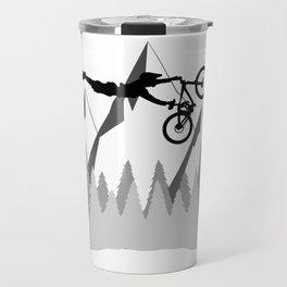MTB Superman Travel Mug