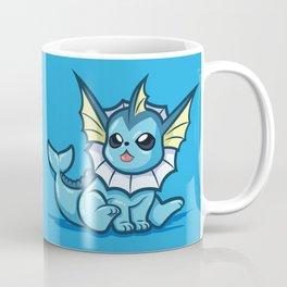 Level 5 Vaporeon Coffee Mug