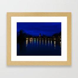 Interlaken Framed Art Print