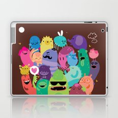 Monsters Laptop & iPad Skin