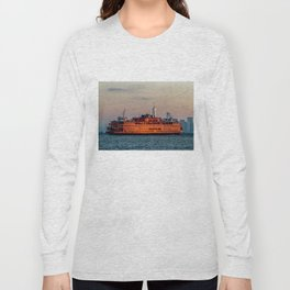 Ferry & The Freedom Tower Long Sleeve T-shirt