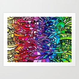 Offspring Art Print