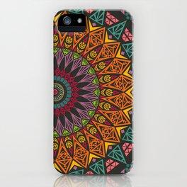 JUA KALI 3 iPhone Case