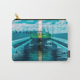 Inner Harbour Bridge (Inderhavnsbroen), Copenhagen, Denmark Carry-All Pouch