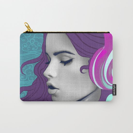 Song Girl Carry-All Pouch
