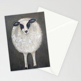 Barnyard Sheep Stationery Cards