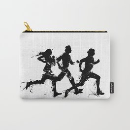 Runners in ink Carry-All Pouch