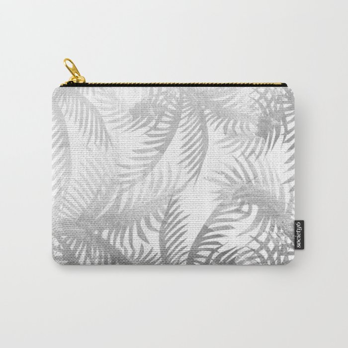 Jungle BW Carry-All Pouch