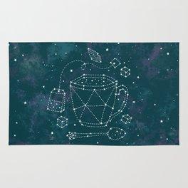 Tea Time Constellation Rug
