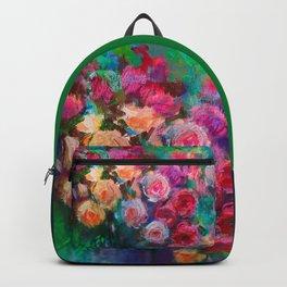Tea Roses Backpack