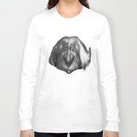 einstein Long Sleeve T-shirts featuring einstein by Andrei Sky
