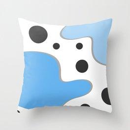 think Throw Pillow