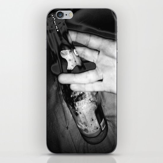 Live Long and Drink iPhone & iPod Skin