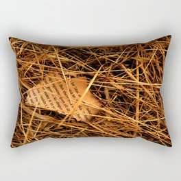 Lost Articles Rectangular Pillow