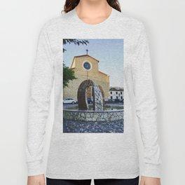 City Center - Prato - Tuscany Long Sleeve T-shirt