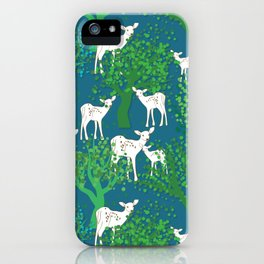 Forestfawn iPhone Case