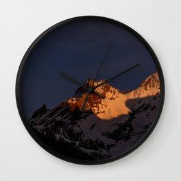 Kandersteg Wall Clock