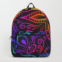 Mandala colorful Backpack