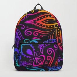 Mandala colorful Backpack