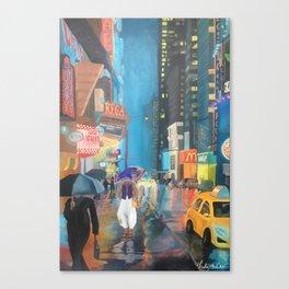 Agrabah, New York Canvas Print