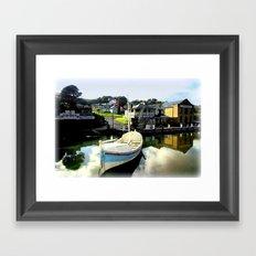 Flagstaff Hill Maritime Village Framed Art Print