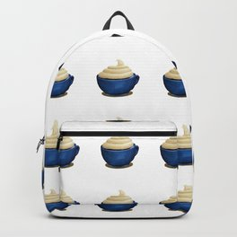 Mug Pattern Backpack