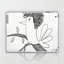 Sitting On A Tree Laptop & iPad Skin