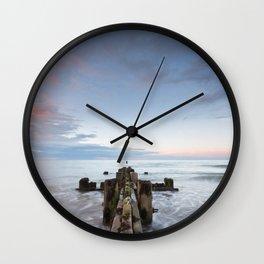 Seaward Bound Wall Clock