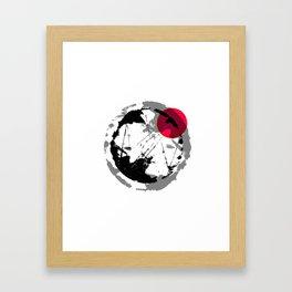 'UNTITLED #10' Framed Art Print