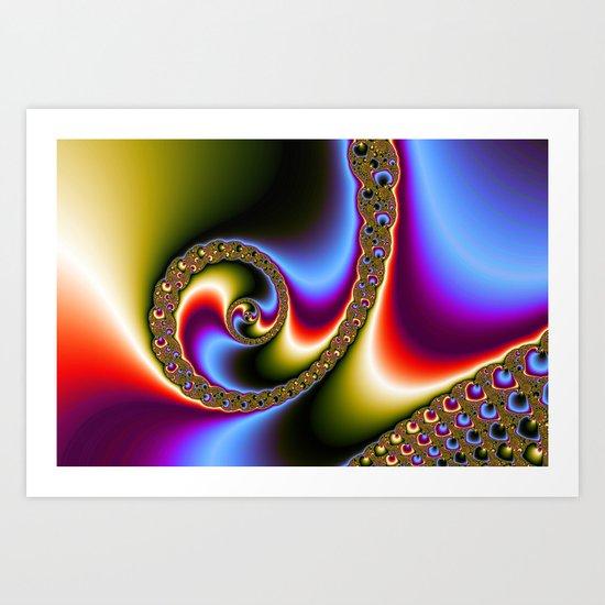 Magical 2a Art Print