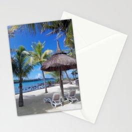 Palm Tree Paradise Stationery Cards