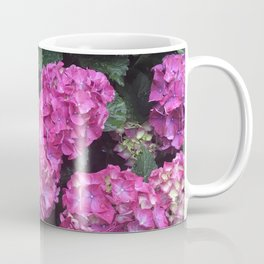 Pink Raindrops 2 Coffee Mug