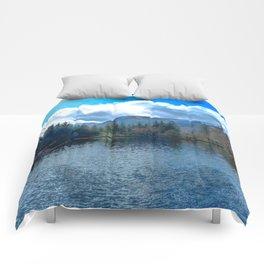 Glencoe, Scotland Comforters