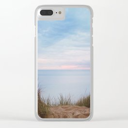 Sunset at Tunnel Park Clear iPhone Case