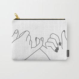 Pinky Promise 3 Carry-All Pouch