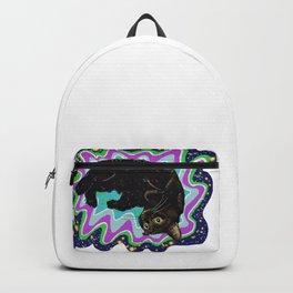 Cat-Nipped Backpack