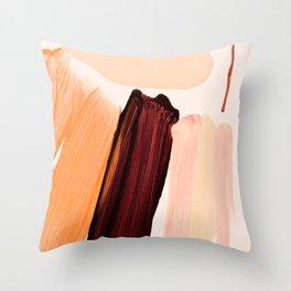 minimalist painting 04 Throw Pillow