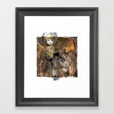 Baby Buggy Framed Art Print