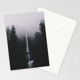Multnomah Falls II Stationery Cards