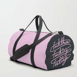 FFFeelings Duffle Bag