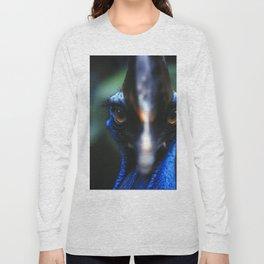 Cassowary Bird Long Sleeve T-shirt