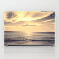 skyline iPad Cases featuring Skyline by Mimìnouche