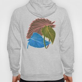 Vivid Palms I Hoody