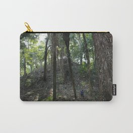 Mayan Mountain Carry-All Pouch