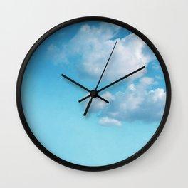 Arriving Wall Clock