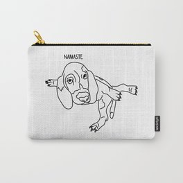 Yoga Dog - What's Up Lab? Carry-All Pouch