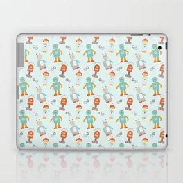 Mr. Roboto Laptop & iPad Skin